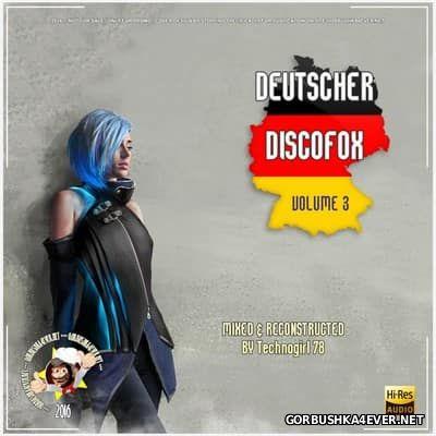 Deutscher Discofox vol 3 [2015] by Technogirl 78