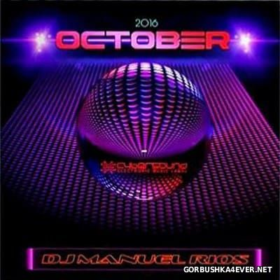 Manuel Rios DJ - October Mix 2016