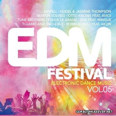 EDM Festival - Electronic Dance Music vol 5 [2016]
