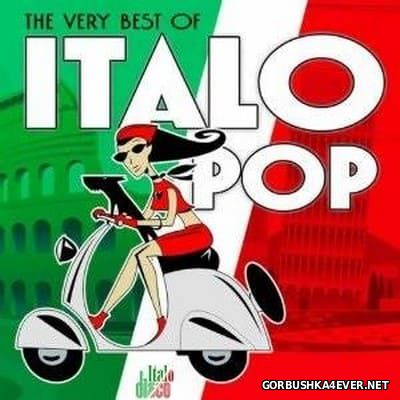 The Best Of Italo Disco II [2014] Mixed by Sasha Totti