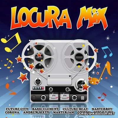 Locura Mix 9 [2016] Version Megamix