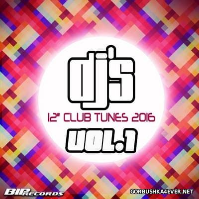 DJ's 12'' Club Tunes 2016 vol 1 [2016]