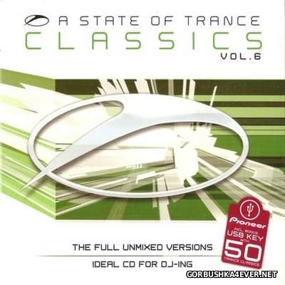 A State Of Trance Classics vol 06 [2011] / 4xCD