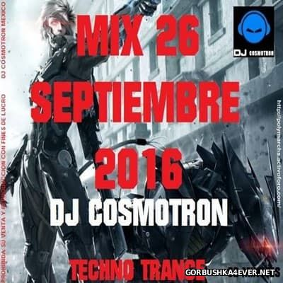 DJ Cosmotron - HiNRG Septiembre Mix 2016.3