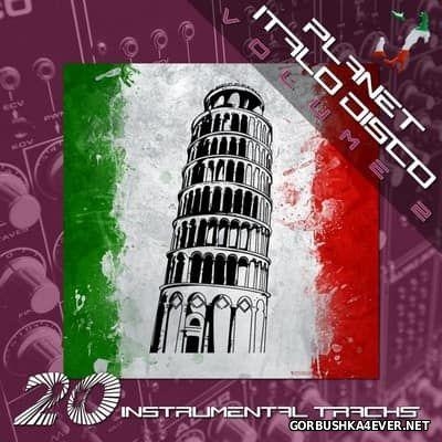 Planet Italo Disco vol 2 [2016]