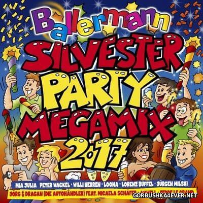 Ballermann Silvesterparty Megamix 2017 [2016] / 2xCD