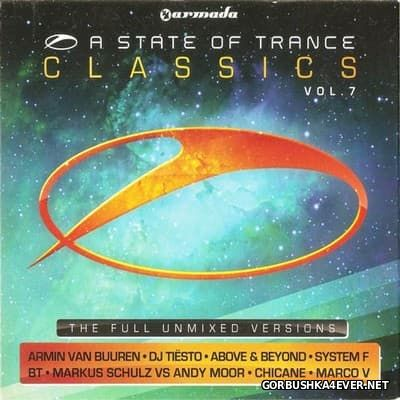 A State Of Trance Classics vol 07 [2012] / 4xCD
