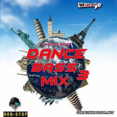 [We Love The 90s] Dance Bass Mix 3 [2016] Mixed by DJ Ridha Boss