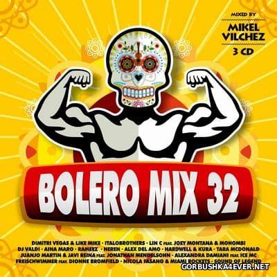 Bolero Mix 32 [2016] / 3xCD