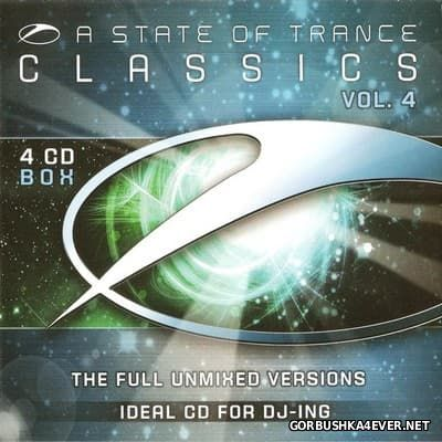 A State Of Trance Classics vol 04 [2009] / 4xCD