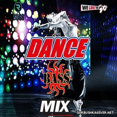 [We Love The 90s] Dance Bass Mix 1 [2016] Mixed by DJ Ridha Boss