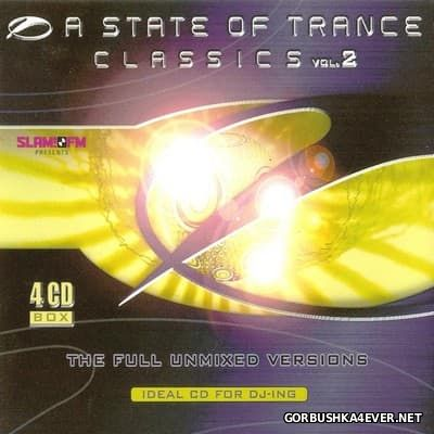 A State Of Trance Classics vol 02 [2007] / 4xCD