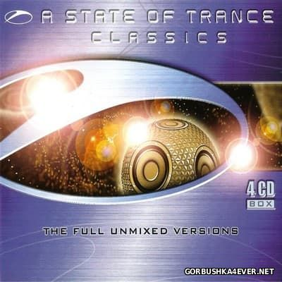 A State Of Trance Classics vol 01 [2006] / 4xCD