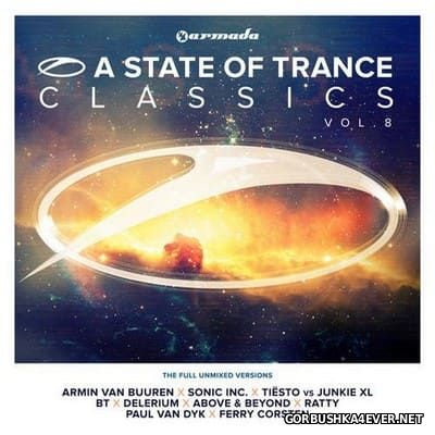 A State Of Trance Classics vol 08 [2013]