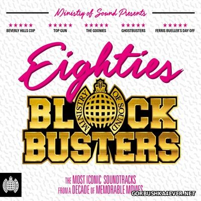 [Ministry Of Sound] Eighties Blockbusters [2016] / 3xCD