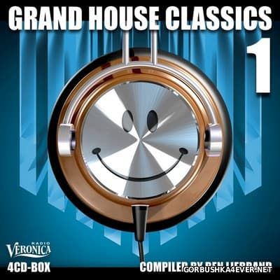 Grand House Classics 1 (Compiled By Ben Liebrand) [2016] / 4xCD