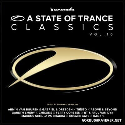 A State Of Trance Classics vol 10 [2015]