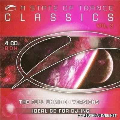 A State Of Trance Classics vol 03 [2008] / 4xCD