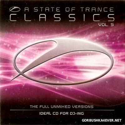 A State Of Trance Classics vol 05 [2010] / 4xCD