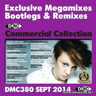 DMC Commercial Collection 380 [2014] September / 2xCD