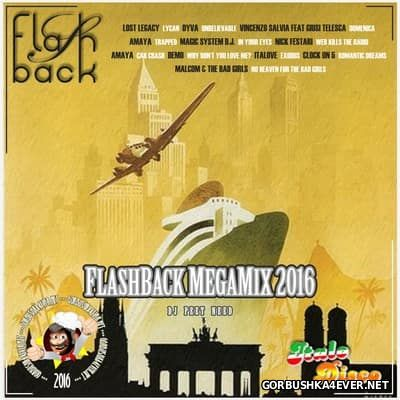 DJ Peet Need - Flashback Megamix 2016