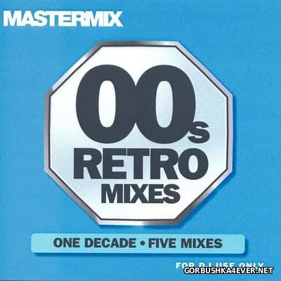 [Mastermix] 00s Retro Mixes [2010]