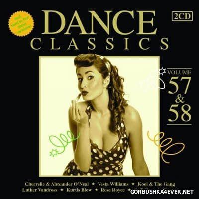 Dance Classics vol 57 & 58