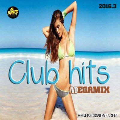 DJ Power - ClubHits Megamix 2016.3