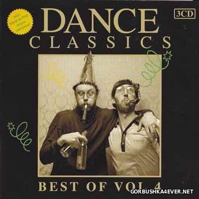 Dance Classics - Best Of vol 4 [2011] / 3xCD