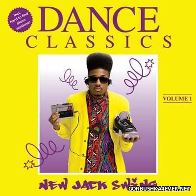 Dance Classics - New Jack Swing vol 1 [2011] / 2xCD