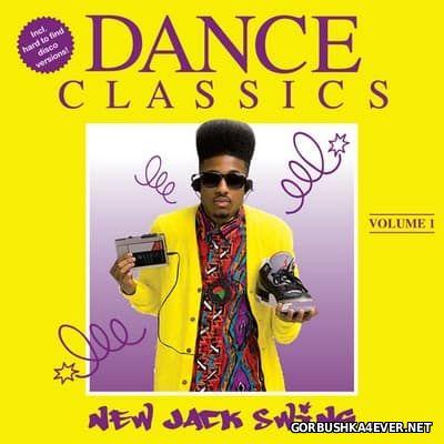 Dance Classics - New Jack Swing vol 1 [2011] / 2xCD