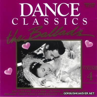 Dance Classics - The Ballads vol 4 [1989]