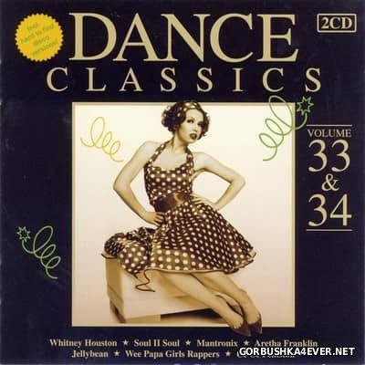 Dance Classics vol 33 & 34