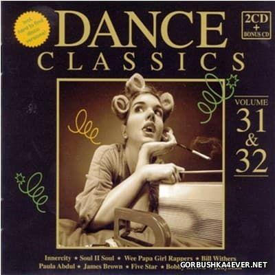 Dance Classics vol 31 & 32