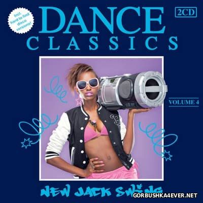 Dance Classics - New Jack Swing vol 4 [2012] / 2xCD