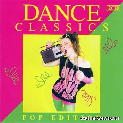 Dance Classics - Pop Edition vol 01 [2009] / 2xCD