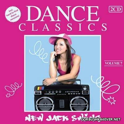 Dance Classics - New Jack Swing vol 7 [2013] / 2xCD