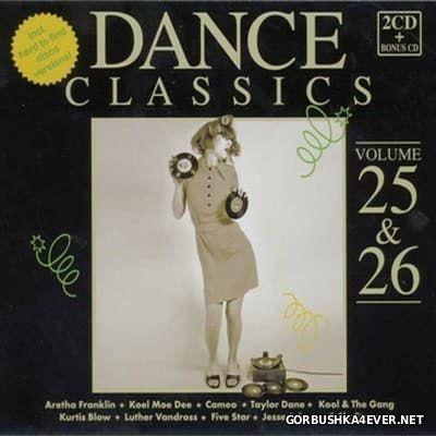 Dance Classics vol 25 & 26