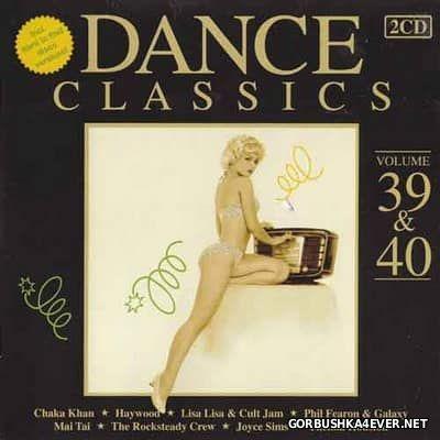 Dance Classics vol 39 & 40