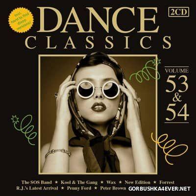 Dance Classics vol 53 & 54