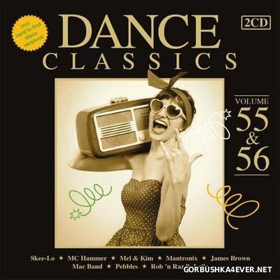 Dance Classics vol 55 & 56