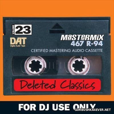 [Mastermix] Deleted Classics 23 [2016] Halloween
