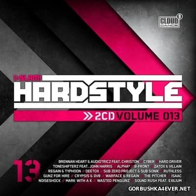 Slam Hardstyle vol 13 [2016] / 2xCD