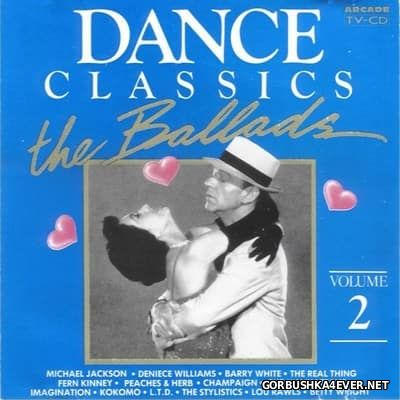Dance Classics - The Ballads vol 2 [1989]
