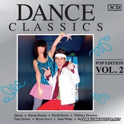 Dance Classics - Pop Edition vol 02 [2010] / 3xCD