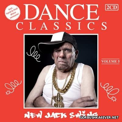 Dance Classics - New Jack Swing vol 5 [2012] / 2xCD
