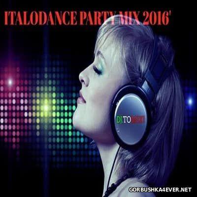 DJ Tomix - Italodance Party Mix 2016.1