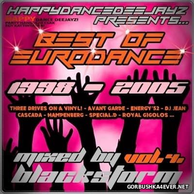 Best Of EuroDance Mix vol 04 (1998-2005) [2016] by BlackStorm