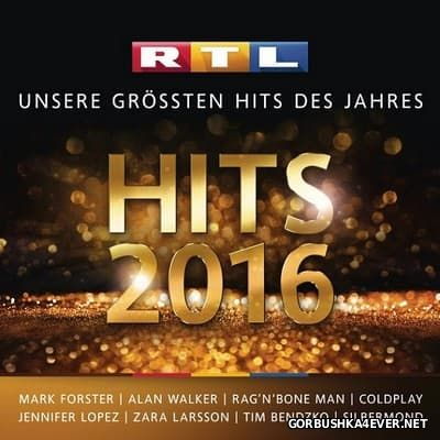RTL Hits 2016 Unsere Groessten Hits Des Jahres [2016] / 2xCD