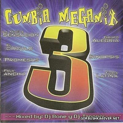 Cumbia Megamix vol 3 [2002]